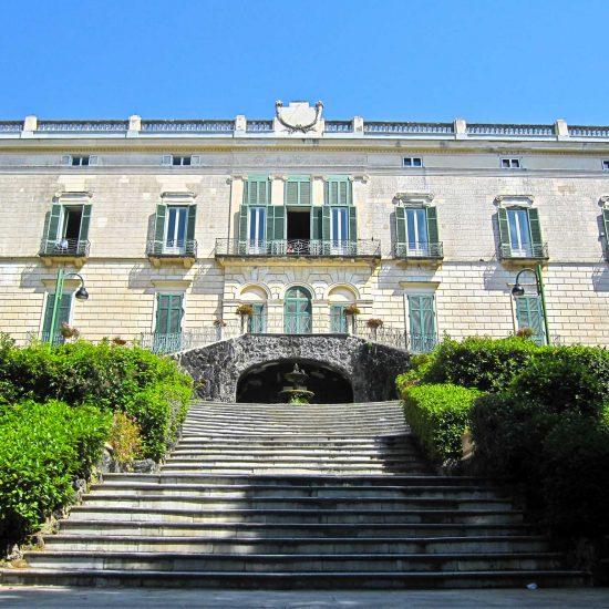 Museo Duca Di Martina in Villa Floridiana a Napoli