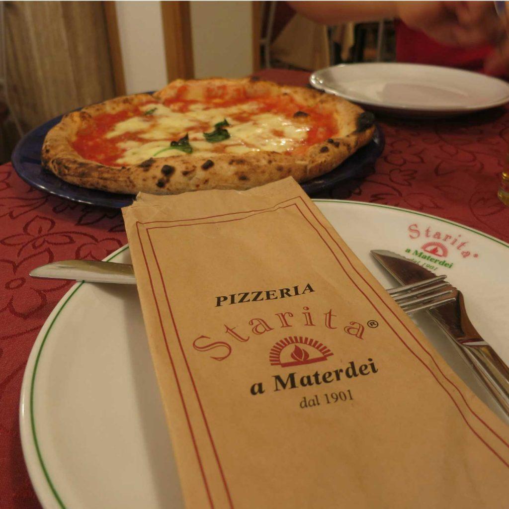 Pizzeria Starita a Materdei