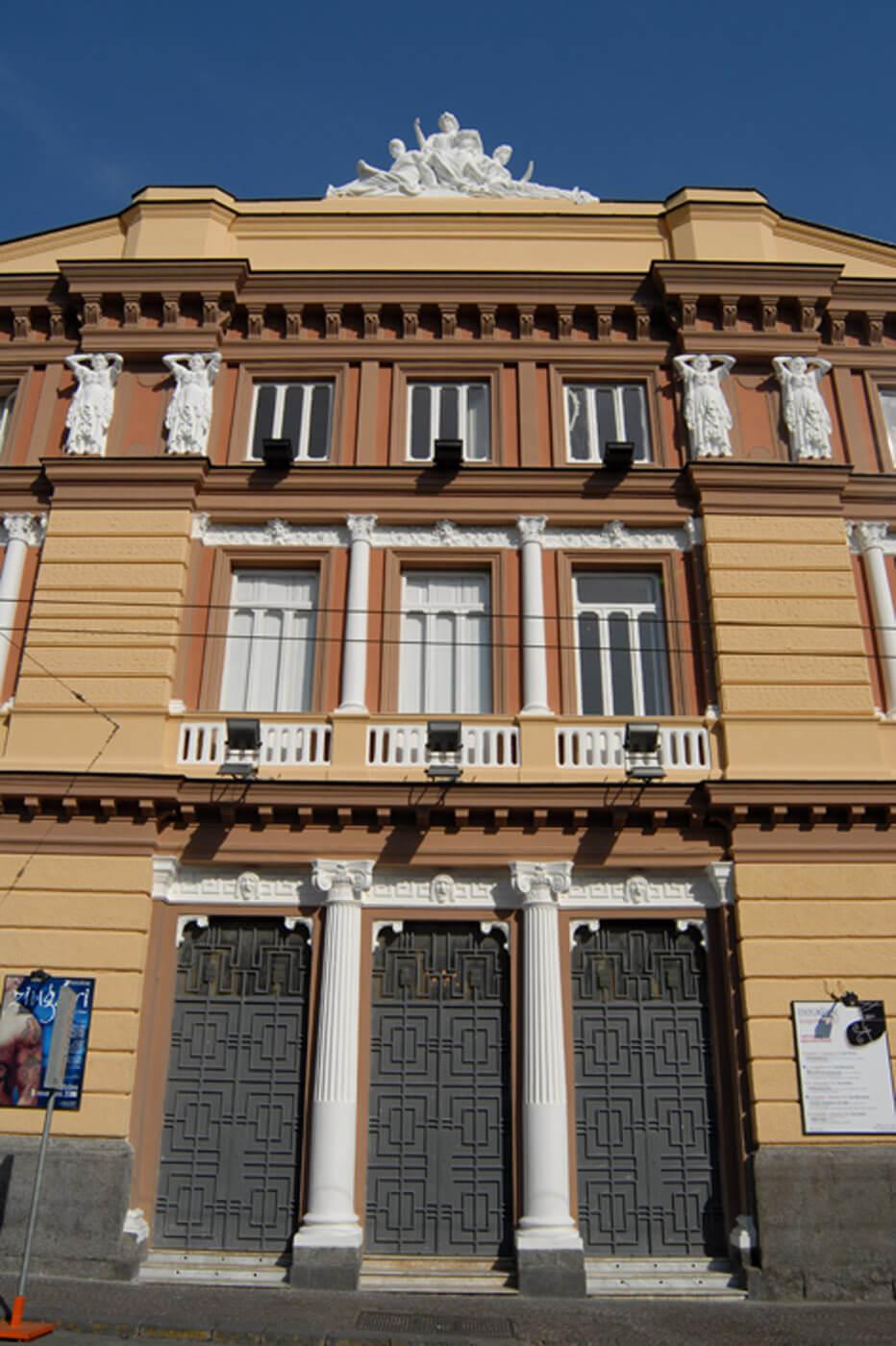 Teatro stabile Napoli