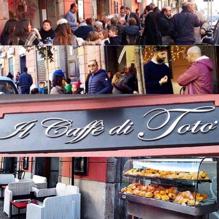 caffè di totò a Portici