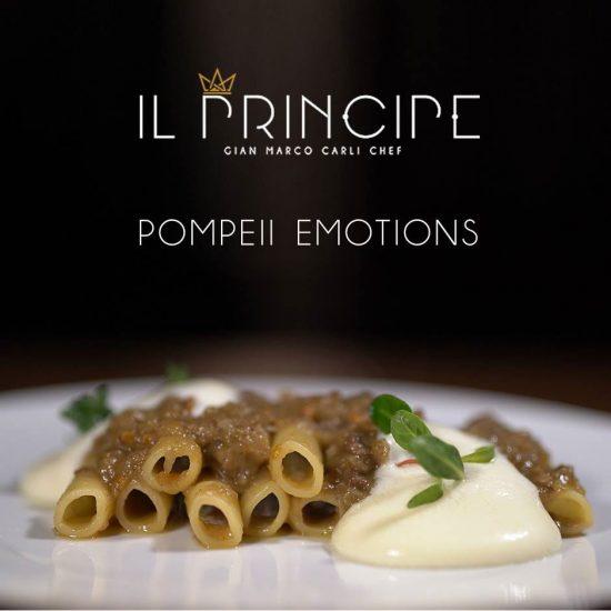 ristorante il principe cucina tradizionale napoletana a Pompei
