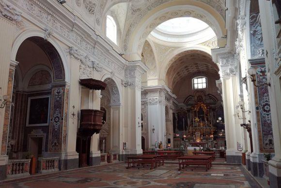 Nella Chiesa di Santa Maria della Verità gli stucchi di Lorenzo Vaccaro