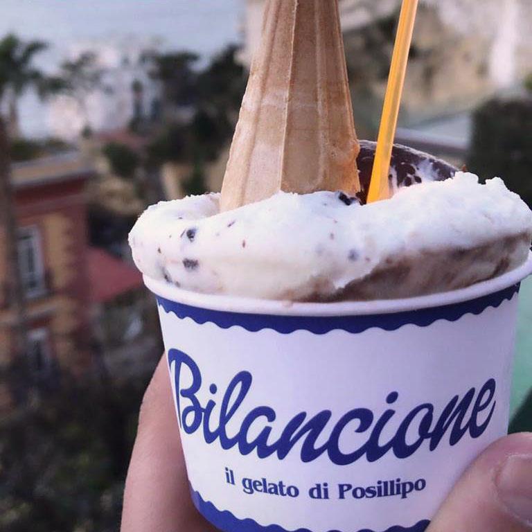 Gelateria Bilancione dal 1977 il gelato di Posillipo