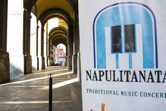 Napulitanata la casa della musica napoletana in piazza del museo a Napoli