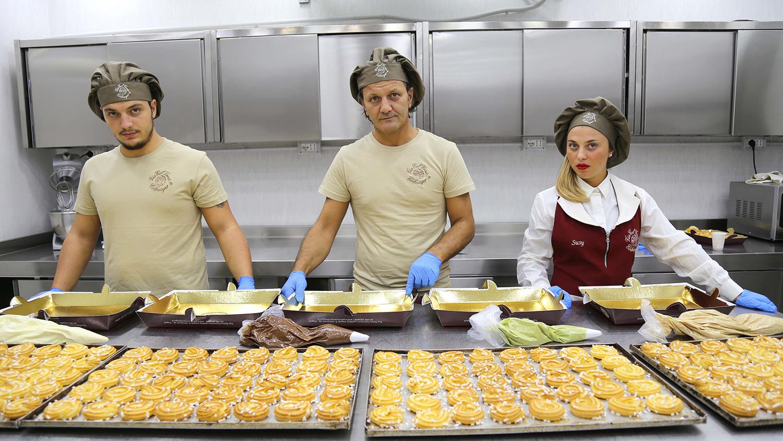 pasticceria colmayer nel quartiere san lorenzo a Napoli