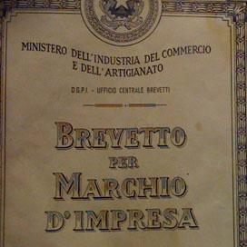 Il saltimbocca inventato dal sig Baldino è protetto da brevetto