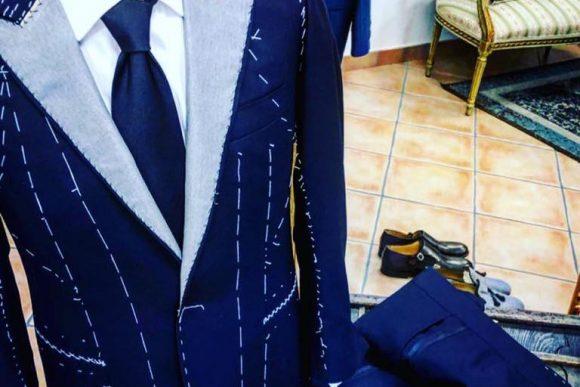 sartoria trama abiti sartoriali e camice su misura