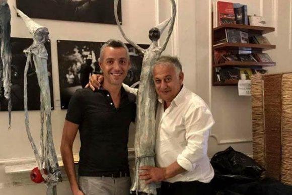 pasquale manzo con Francesco Paolantoni