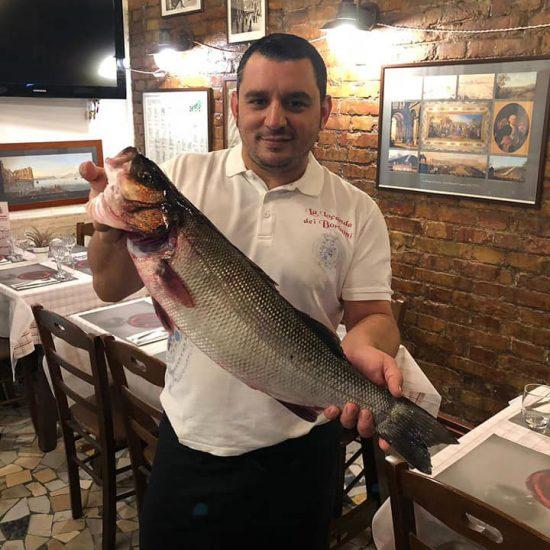 La Locanda dei Borboni ristorante tipico napoletano dove poter gustare ricette della tradizione napoletana