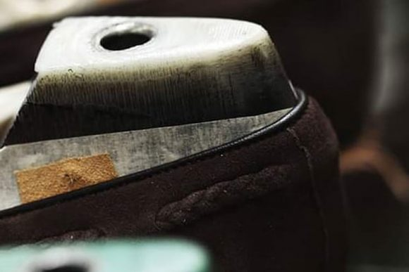 fabbrica di calzature a Napoli