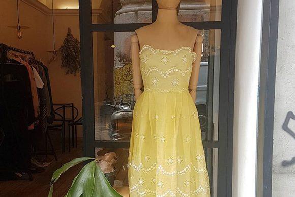 abbigliamento vintage
