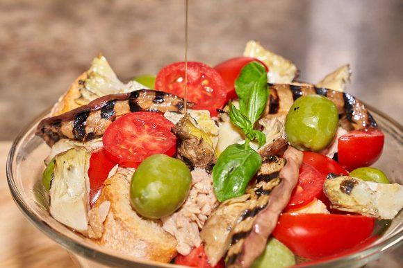 Da Alberto a Capri anche per un light lunch o pranzo veloce