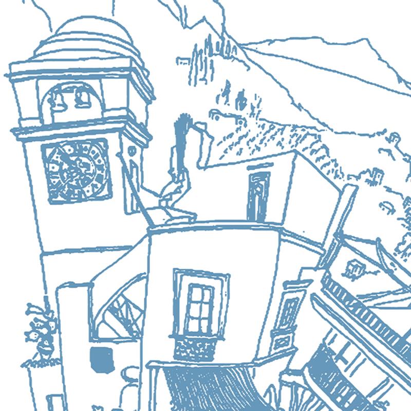 andare in cacanza in campania e scoprire la moda e lo stile a Eco Capri