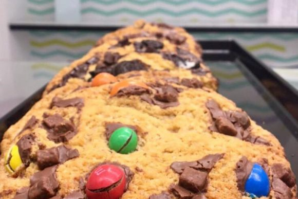 cookies biscotti americani giganti da whip bakery