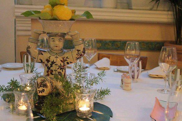 lusso ed eleganza al ristorante la capannina