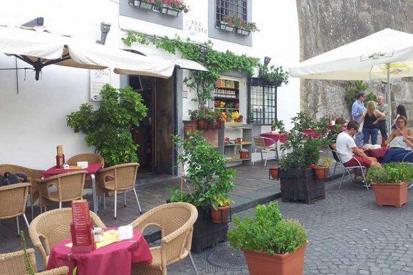 Arx Café al Vomero vicino a Castel Sant'Elmo
