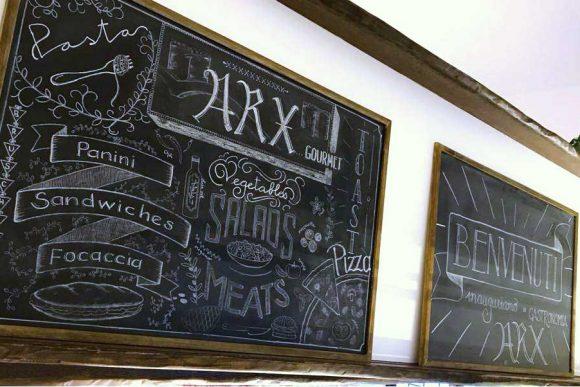 Arx Cafè e Arx Gourmet dove fare colazione prima di andare a visitare Napoli
